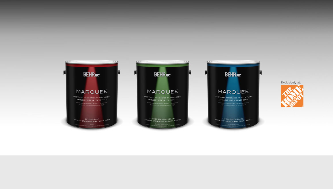 Marquee Exterior Collection Behr