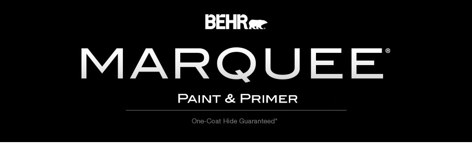 Behr Marquee One Coat Color Collection Guarantee Details