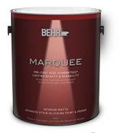 Behr Marquee Interior Paints