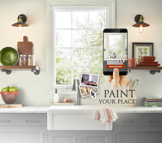 Choose the best paint colors for your home at the behr color studio behr