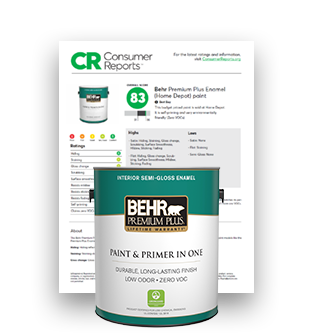 Captivating BEHR PREMIUM PLUS® Interior Paints »