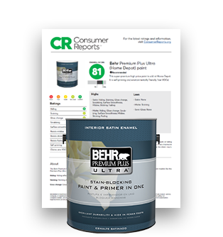 Behr Paint Consumer Reports Behr