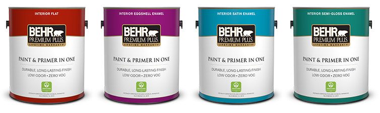 PREMIUM PLUS Interior Paints