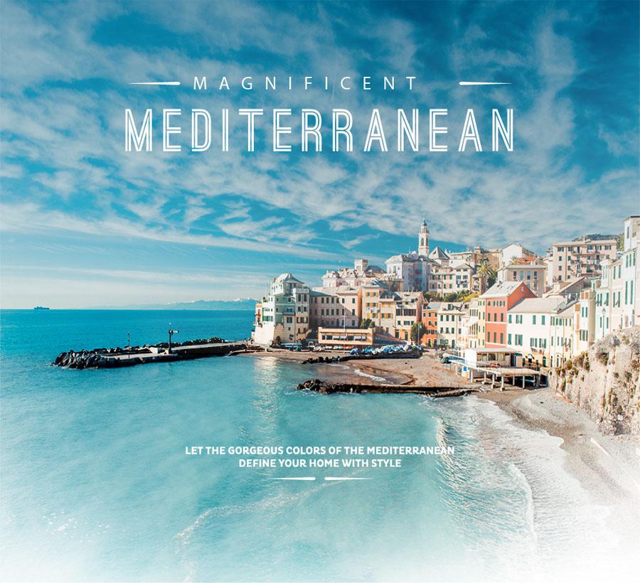 Magnificent Mediterranean