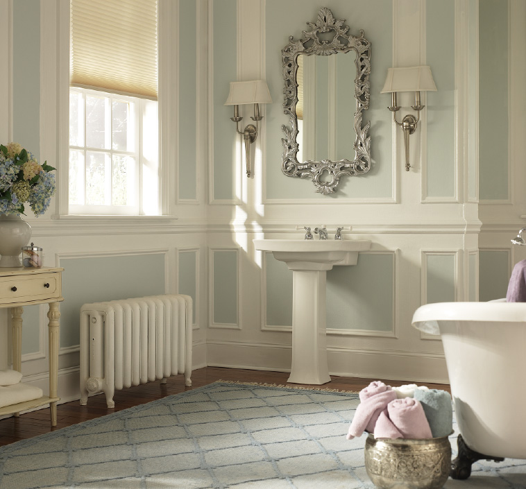 vintage bathroom colors pastel paint color design advice and inspiration behr 14955
