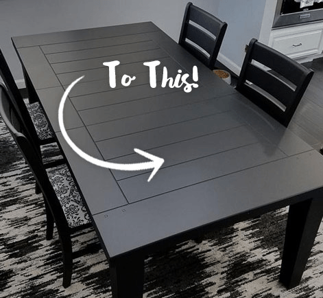 How To Refinish A Dining Room Table Set