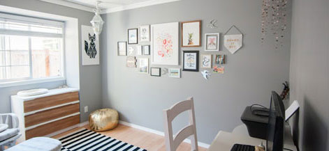 Light Gray Paint Color Pictures