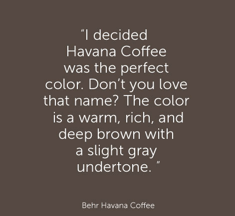 """I decided Havana Coffee was the perfect 