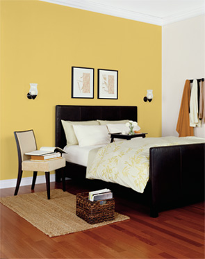 Accent Wall Colors Captivating Accent Wall Color Inspiration And Project Ideas  Behr Design Ideas