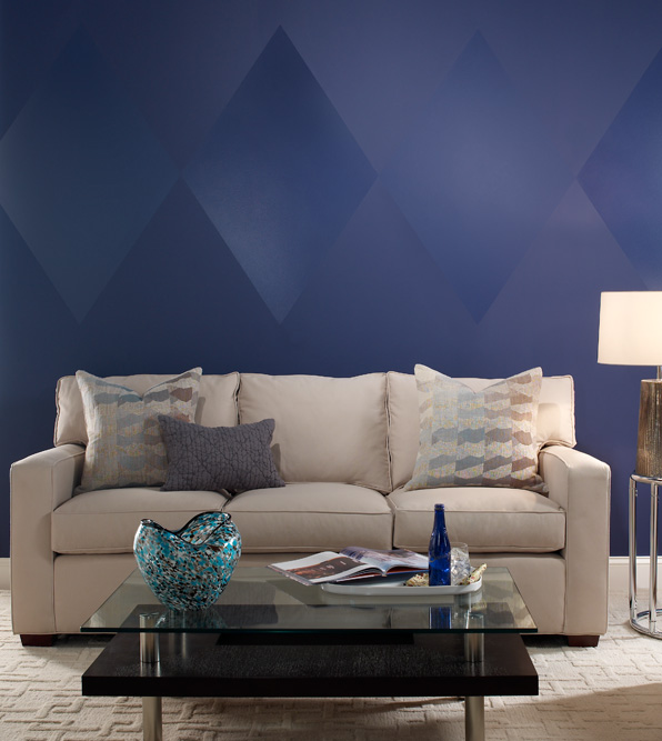 Create Dramatic Effects With High Sheen Paints Behr