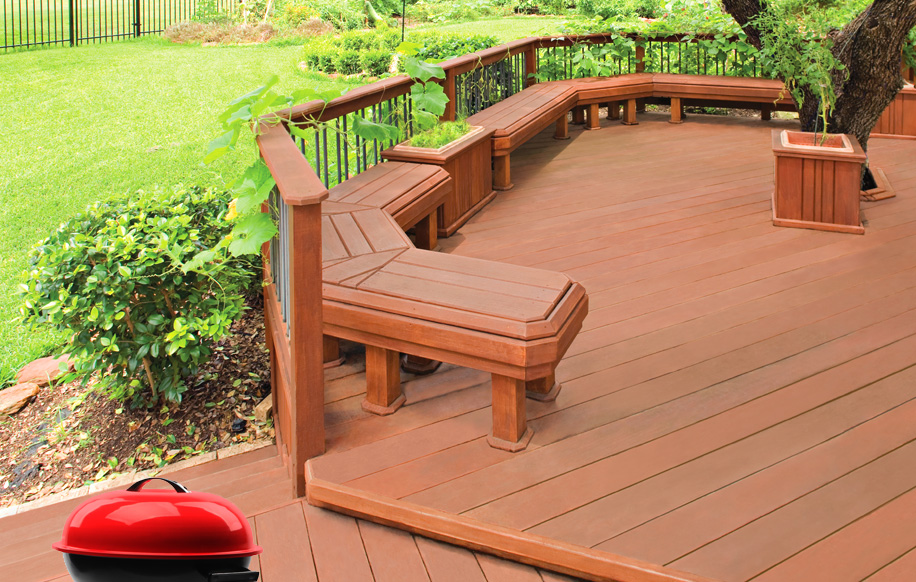 Deck Refresh Your Outdoor Showcase