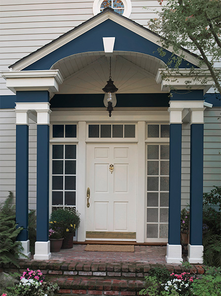 Simple Ways To Refresh Your Homes Exterior Behr - Latest-exterior-house-designs