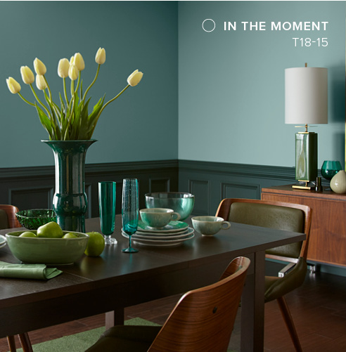 Color Trends for 2018 & The Behr Color of the Year | Behr Paint