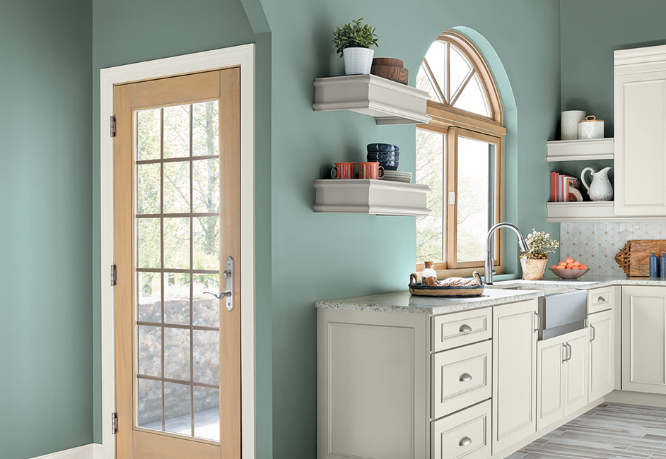 Kitchen Wall Color T 18 15