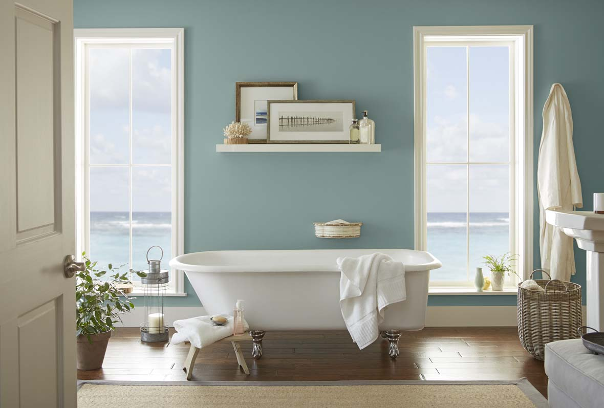 bathroom decorating colors 2018 behr color trends behr paint 10523