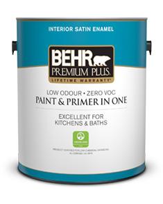 Premium Plus Interior Satin Enamel