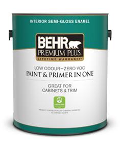 Premium Plus Interior Semi Gloss Enamel