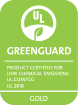 GREEN® GUARD GOLD