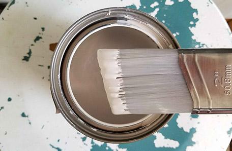 Pintar la cómoda