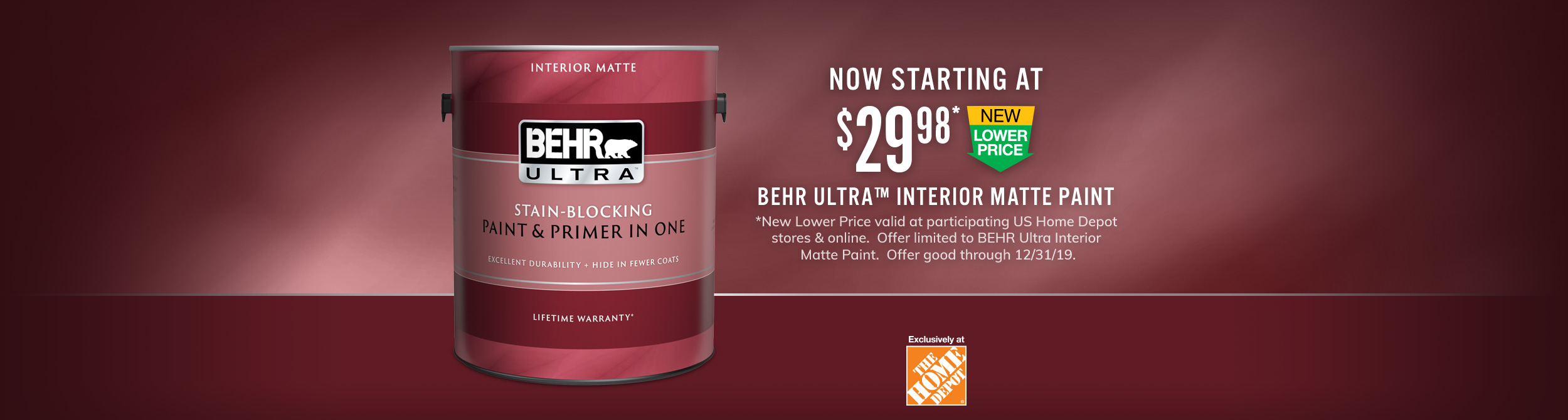 Exterior Paint Interior Paint Wood Stains Behr