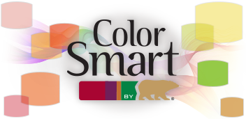 logotipo de color smart