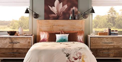 inspiring modest casual bedroom | Beach Vibes Bedroom | Casual Bedroom Gallery | Behr