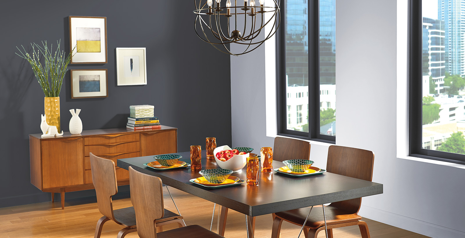 Contemporary and Modern Dining Room Ideas and Inspirational ...