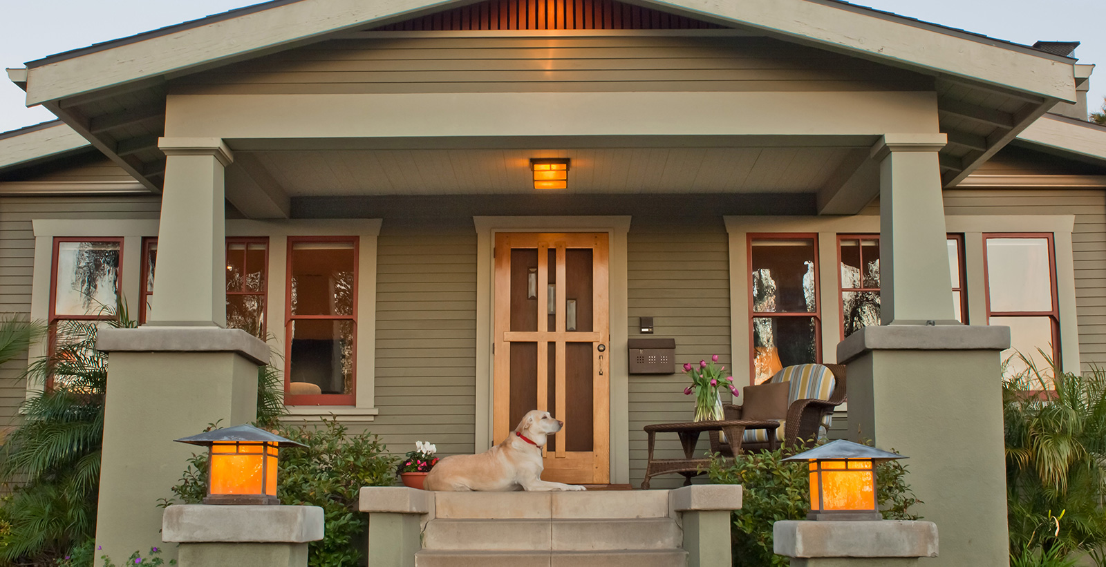 Craftsman House Exterior Colors Ideas And Inspiration Paint Colors Behr