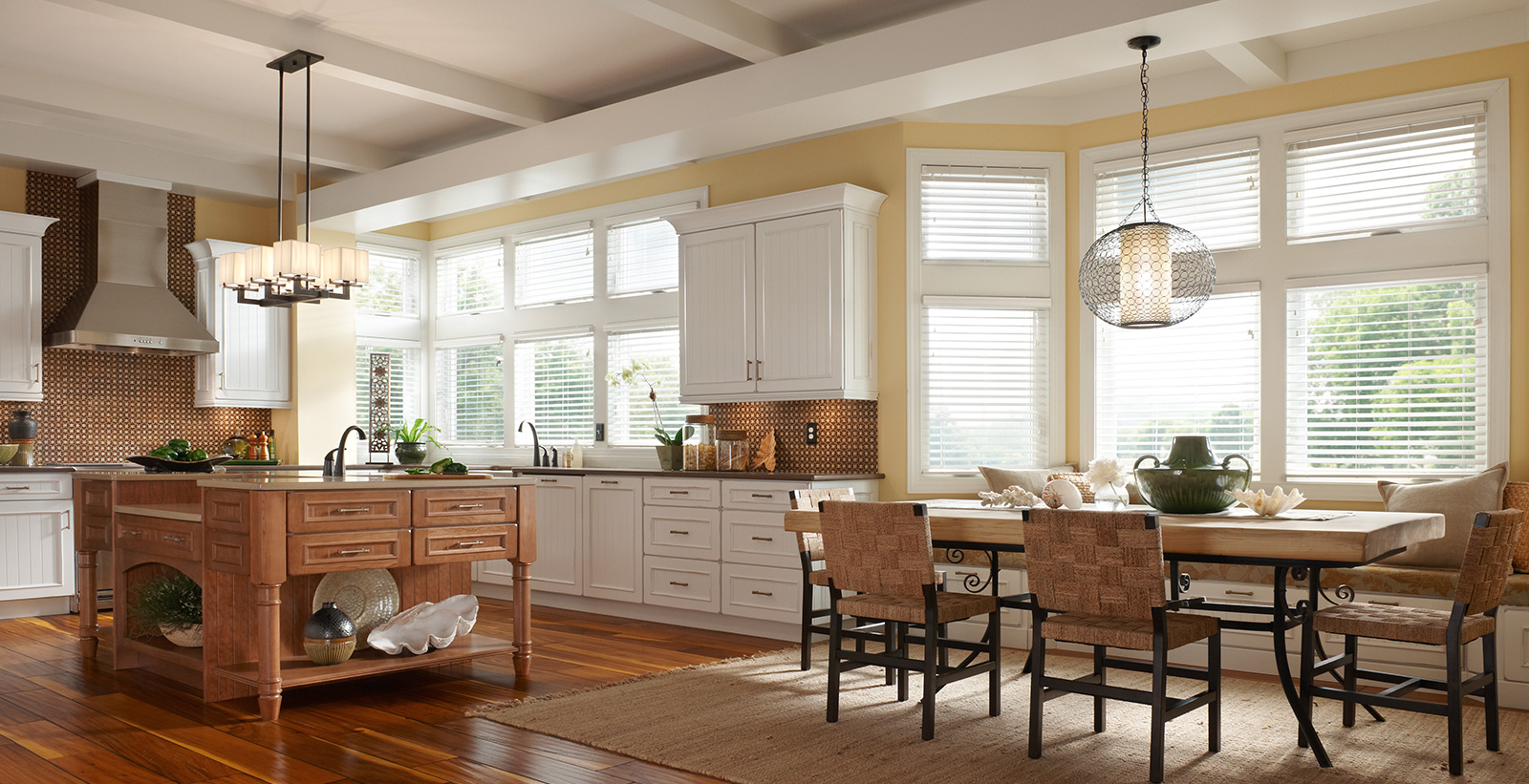 Yellow Kitchen Ideas And Inspirational Paint Colors Behr