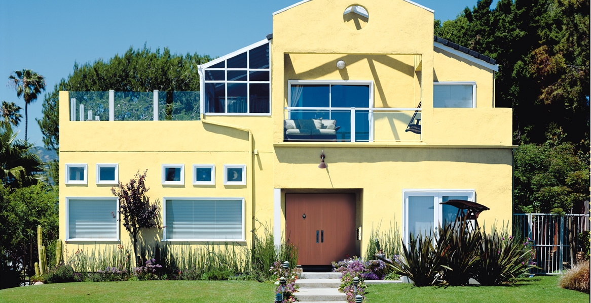 Warm Color Exterior Paint Amp Inspiration Gallery Behr