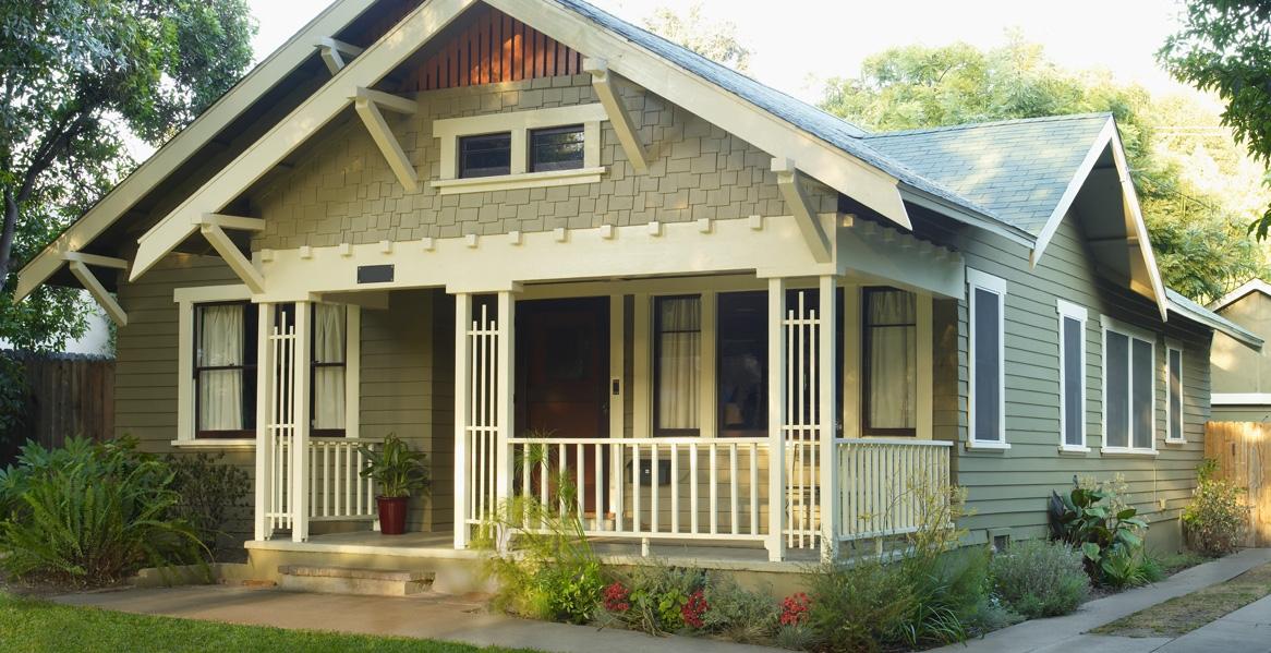 Craftsman Style Exterior Paint Schemes Valspar