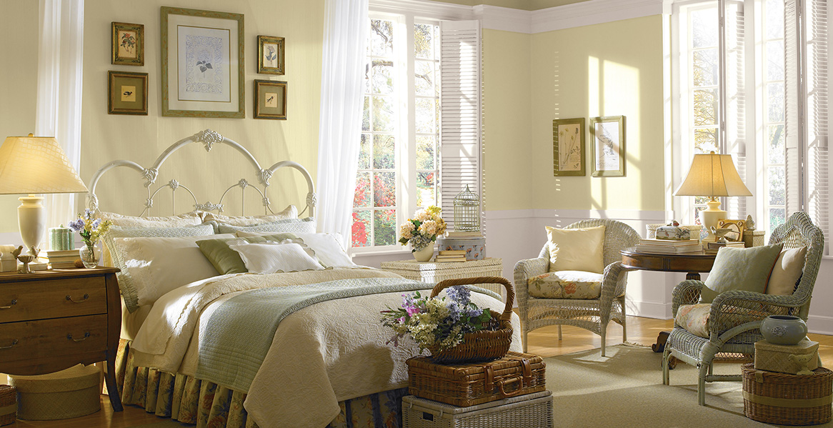 bedroom color inspiration yellow painted room inspiration amp project gallery behr 10330