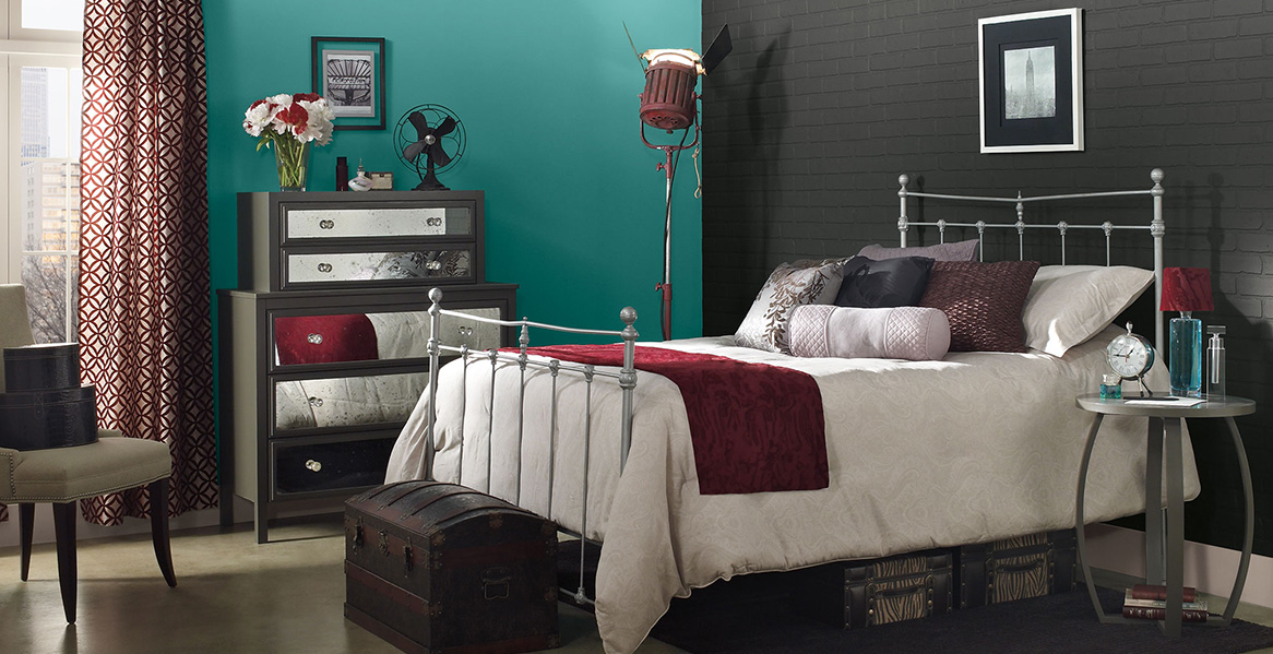 Bedroom Color Inspiration and Project Idea Gallery | Behr