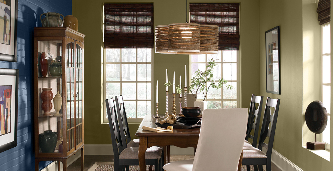 Wall Colour Inspiration: Dining Room Color & Design Inspiration Galleries
