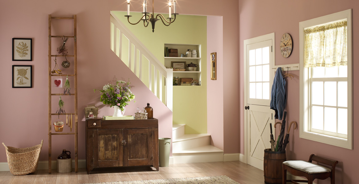 Wall Colour Inspiration: Specialty Spaces Color Inspiration Gallery