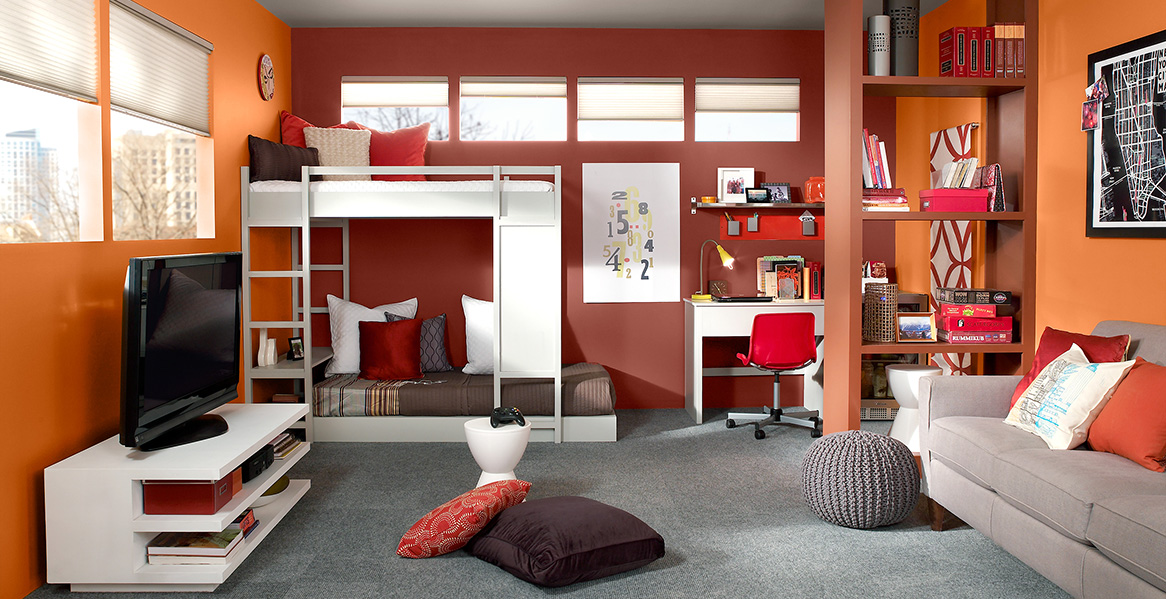 Teen Amp Tween Color Inspiration And Project Gallery Behr