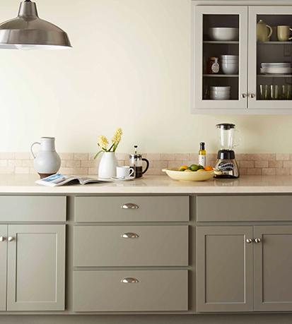 Behr Kitchen Cabinet Colors