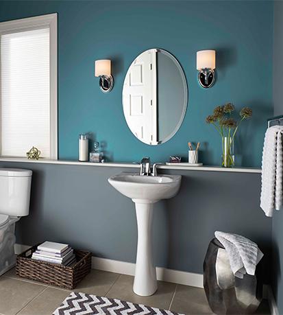 Bedroom Decor Light Blue Walls