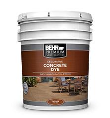 Behr Premium Concrete Dye | Floor Coatings & Sealers | Behr Pro