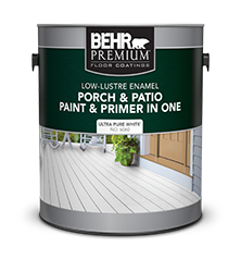 Porch U0026 Patio Paint U0026 Primer In One Floor Paint | Behr Paint