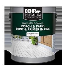 Porch U0026 Patio Paint U0026 Primer In One Floor Paint | Behr Paint