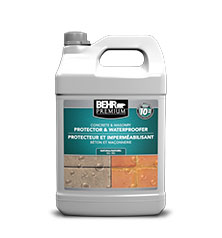 Inquiry Behr concrete stripper
