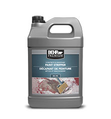 Behr concrete stripper think, that