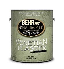Venetian plaster behr premium plus with style behr - Exterior textured paint home depot ...