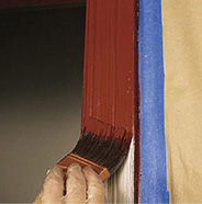 How-to Paint Exterior Trim, Fascia, and Doors | Behr