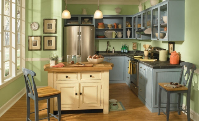 Expert Advice On How To Paint A Cabinet | Behr