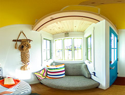 Behr Paint Tiny House Grand Prize Winners