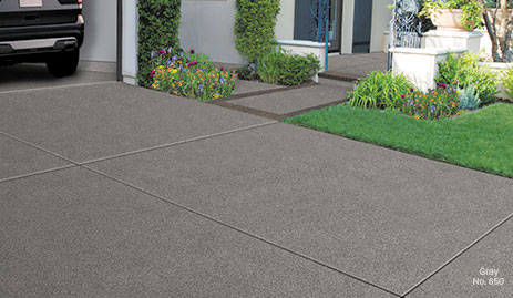 Concrete Garage Porch Patio Floor Coating Colors Behr