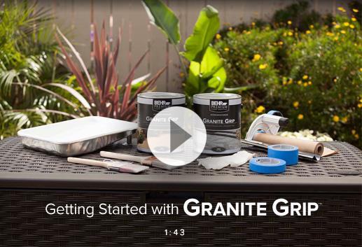 Granite Grip Chile Medidas De Cajones De Estacionamiento