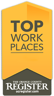 top work place survey badge